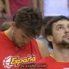 El momento de la Selección Española