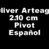 Oliver Arteaga, jugador nacional.