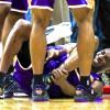 El derecho a caer.Kobe right to fall.
