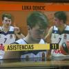 Luka Doncic, el base y las asistencias.