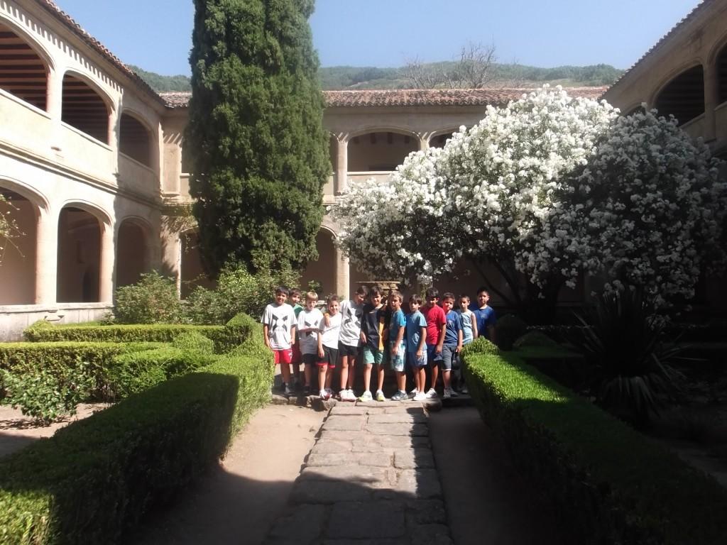 Monasterio de Yuste